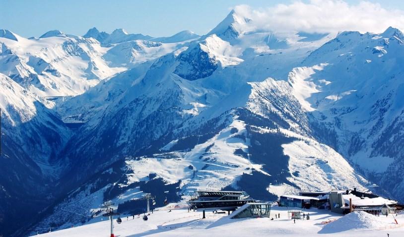 Австрия: Цель-Ам-Зее-Капрун