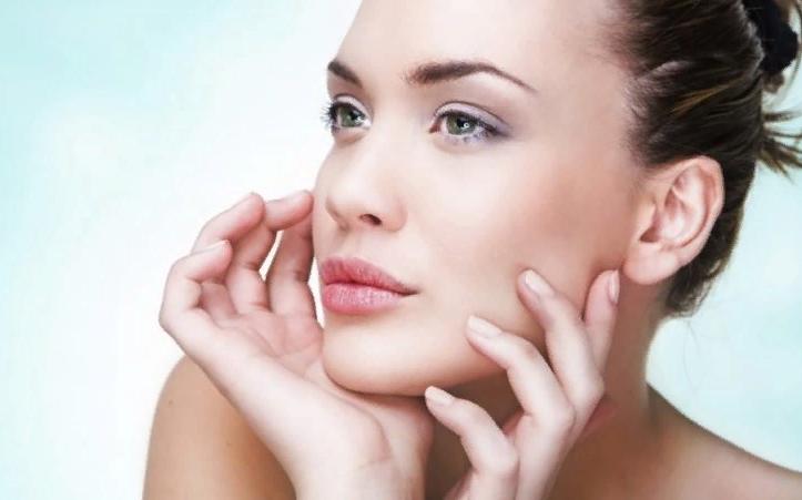 Здоровая кожа с помощью продуктов питания