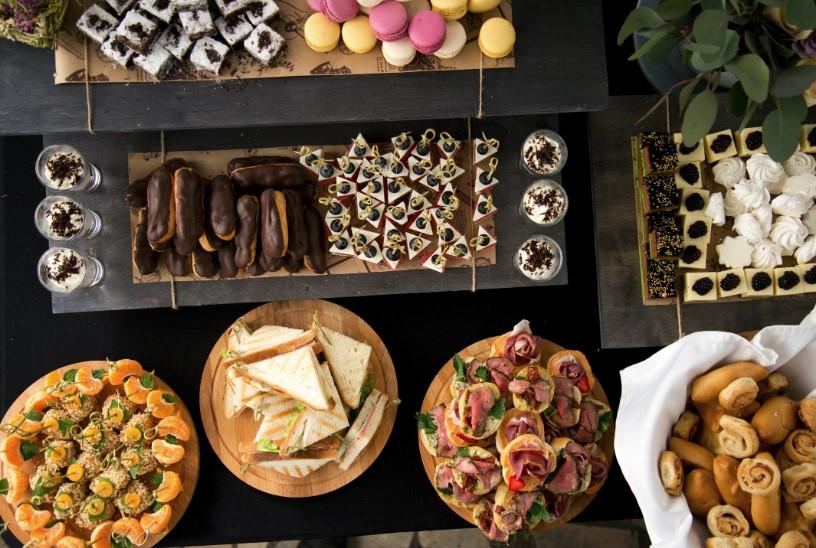 Вкуснейшая еда с отличным обслуживанием на вашем мероприятии — это реально!