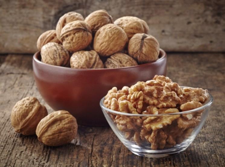 Как с помощью грецких орехов, значительно укрепить своё здоровье