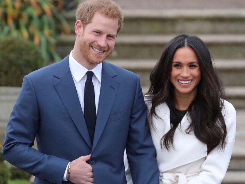 Меган Маркл и принц Гарри официально станут родителями