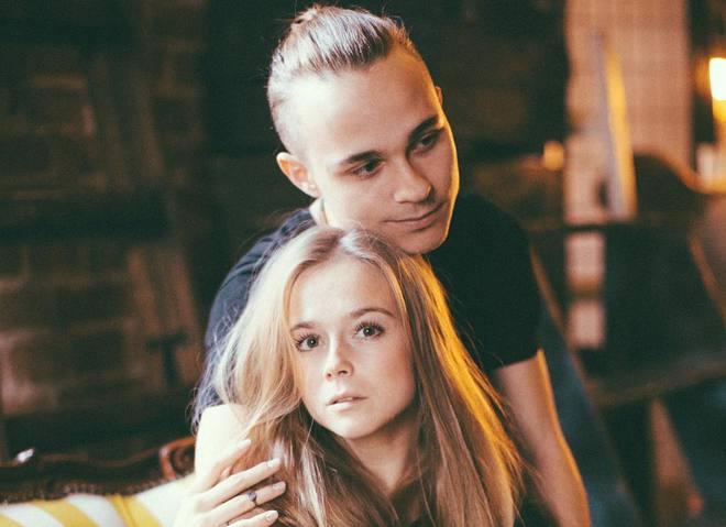 Вова Борисенко и Лавика поженились: первые свадебные фото