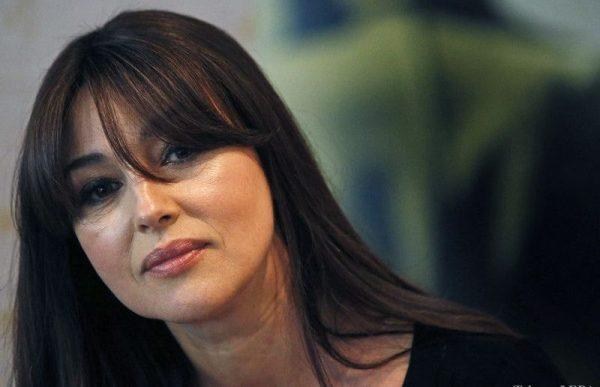 Моника Беллуччи впервые прокомментировала новый роман