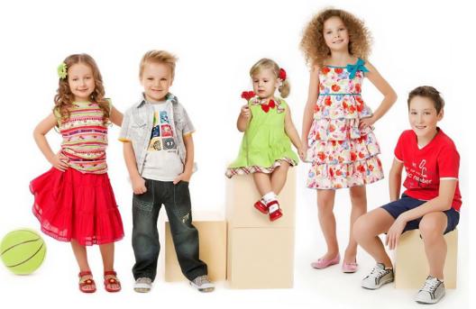 Какие есть производители детской одежды?