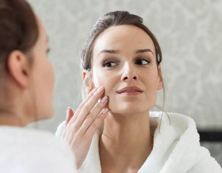 Как ухаживать за кожей лица вечером