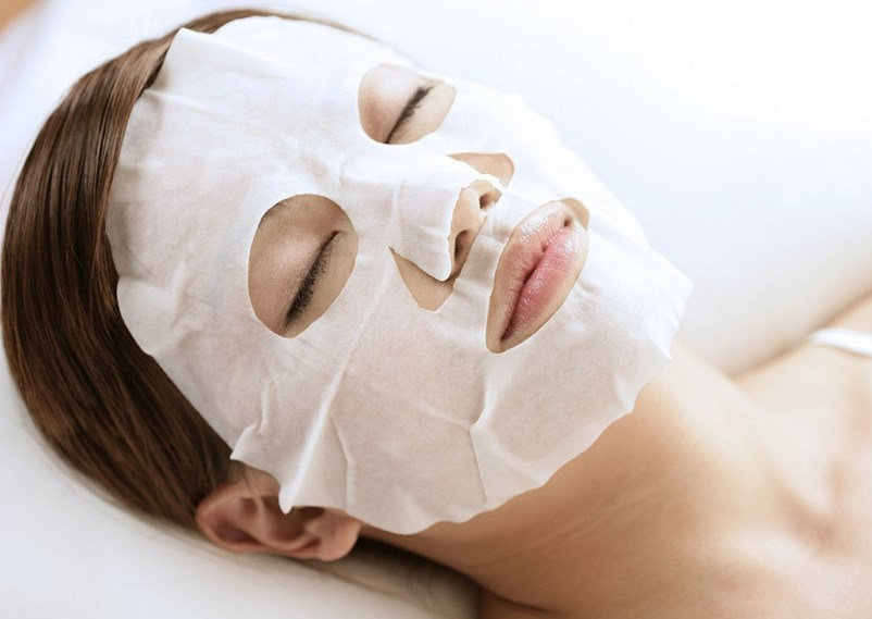 Косметические маски для использования в бане
