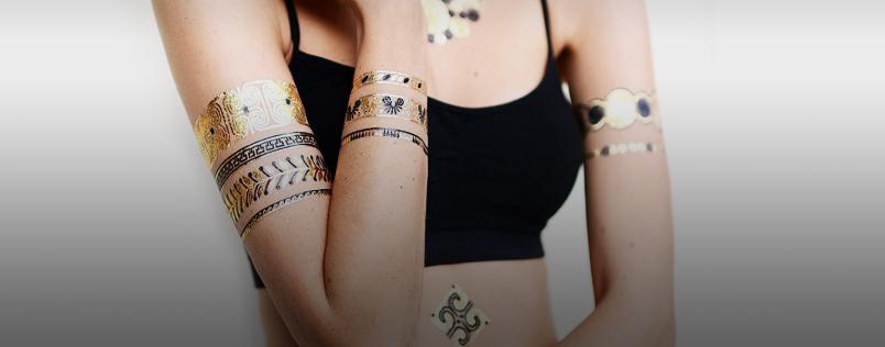 Татуировки для бедных
