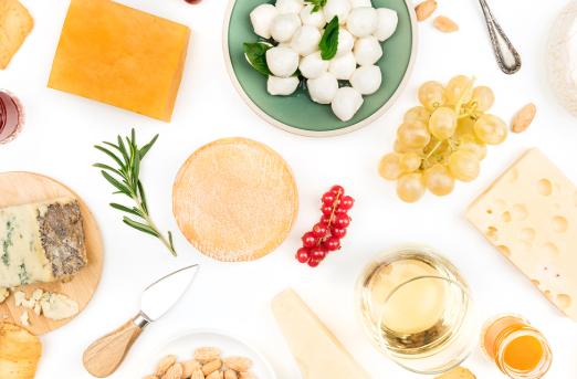 Новый хит — фруктовые закуски к вину