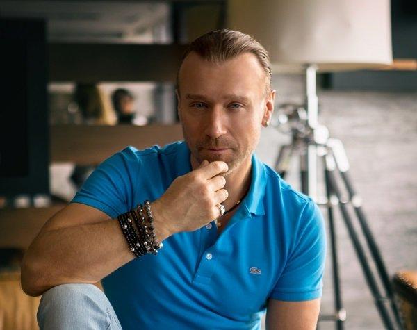 Олег Винник о самом личном, о жизни вне сцены