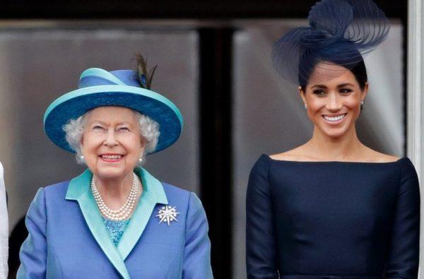 Королева Елизавета удостоила огромной чести Меган Маркл и ее мать
