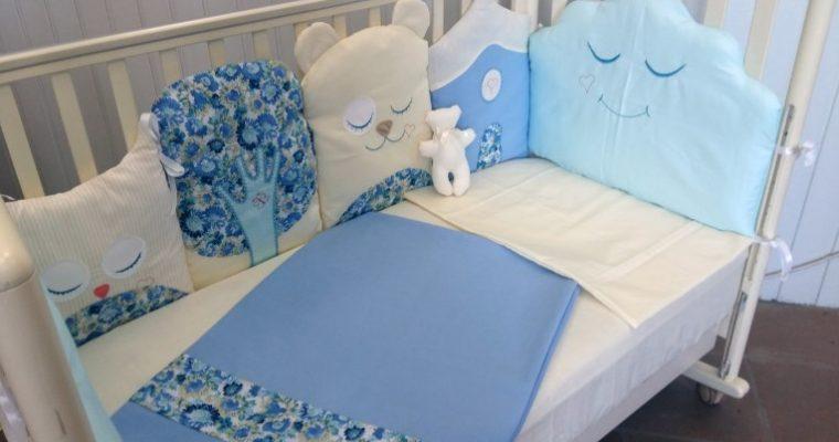 Как подобрать постельное белье для грудничка?