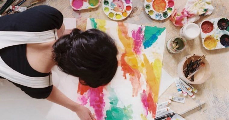 3 техники арт-терапии для исполнения желаний