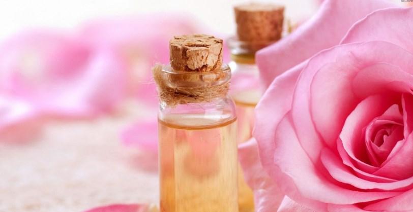 Розовое масло для красоты