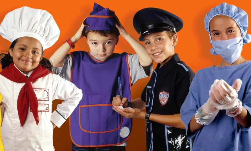 Помогите ребенку определиться с профессией