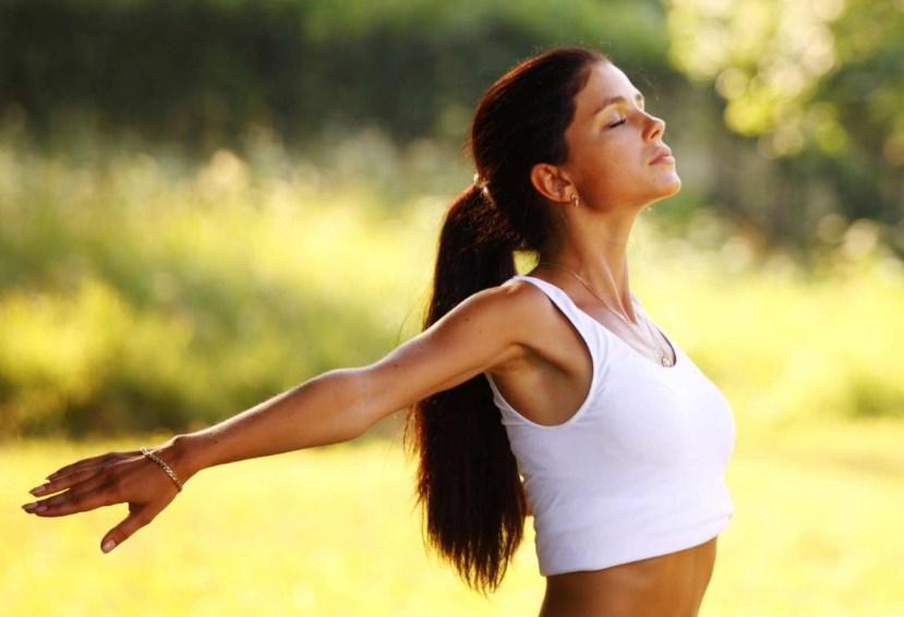 Дышим глубоко и худеем