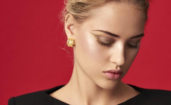 Мистическое сияние в новогодней коллекции макияжа Givenchy