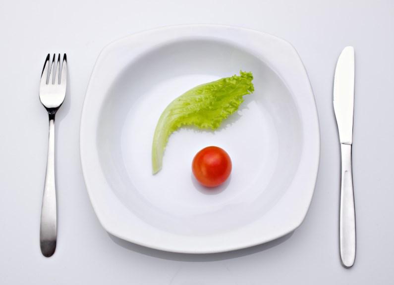 Самые простые диеты