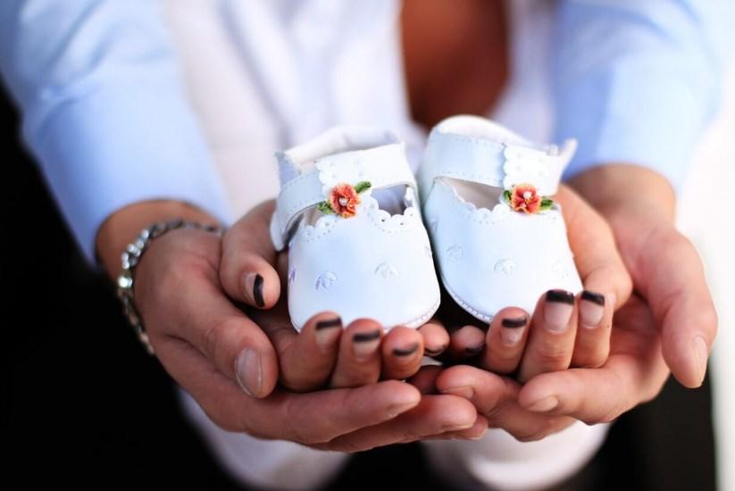 Первая обувь малыша или как выбирать детскую обувь