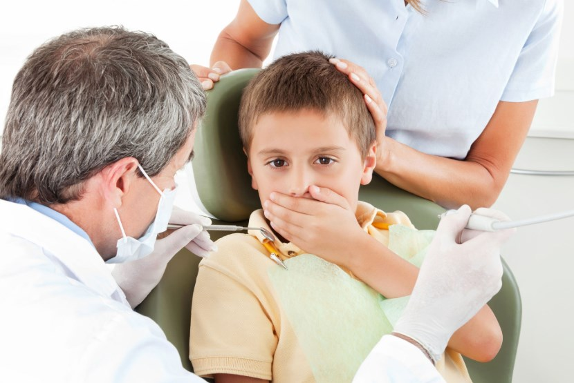 Как помочь ребенку преодолеть страх перед стоматологом
