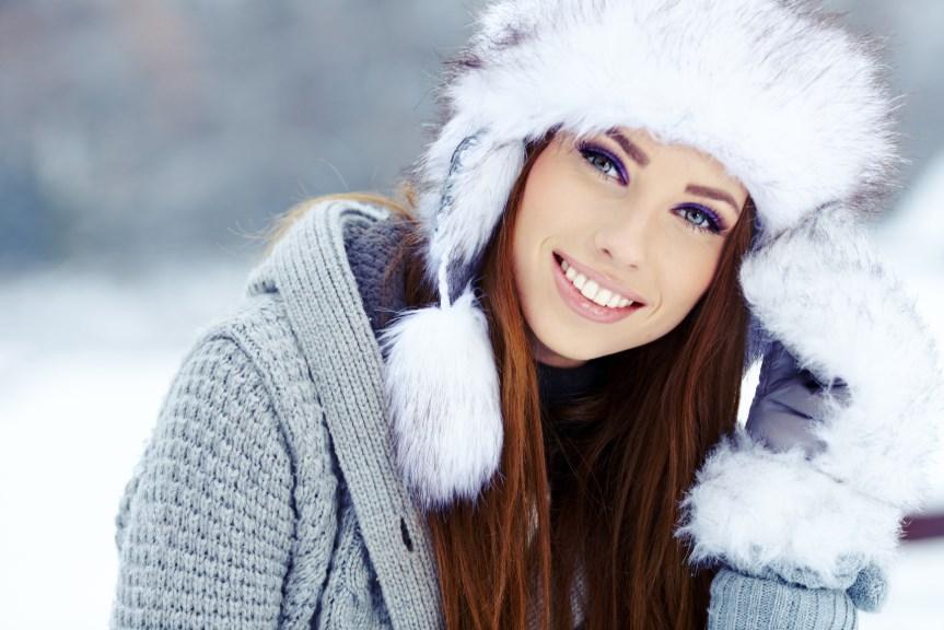 Как ухаживать за кожей зимой? Рецепты от Снегурочки