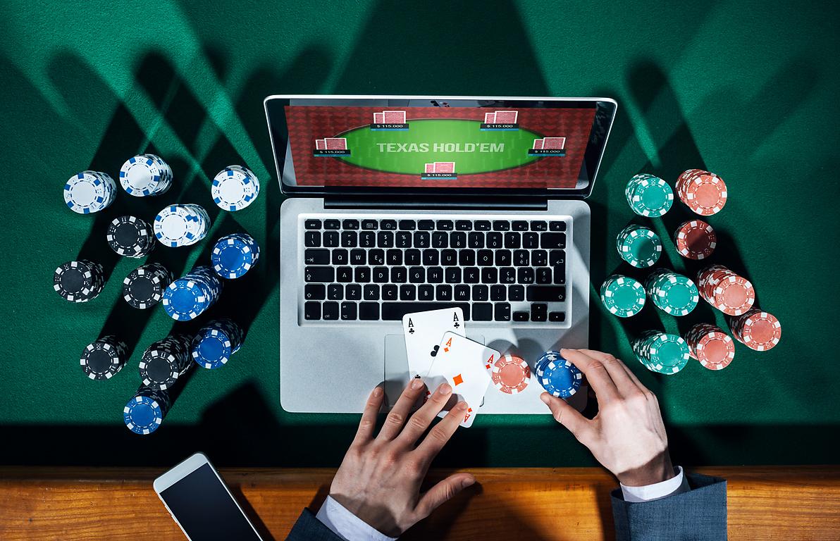 Прошлое и настоящее игры в покер