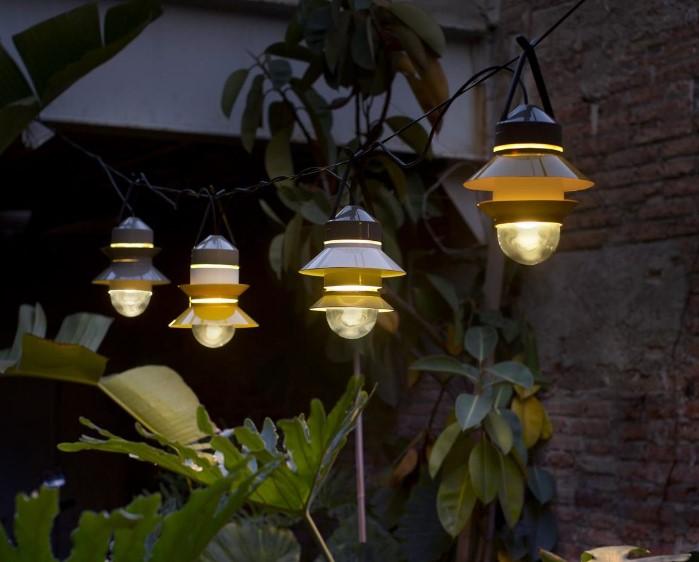 Уличные подвесные светильники: виды, особенности