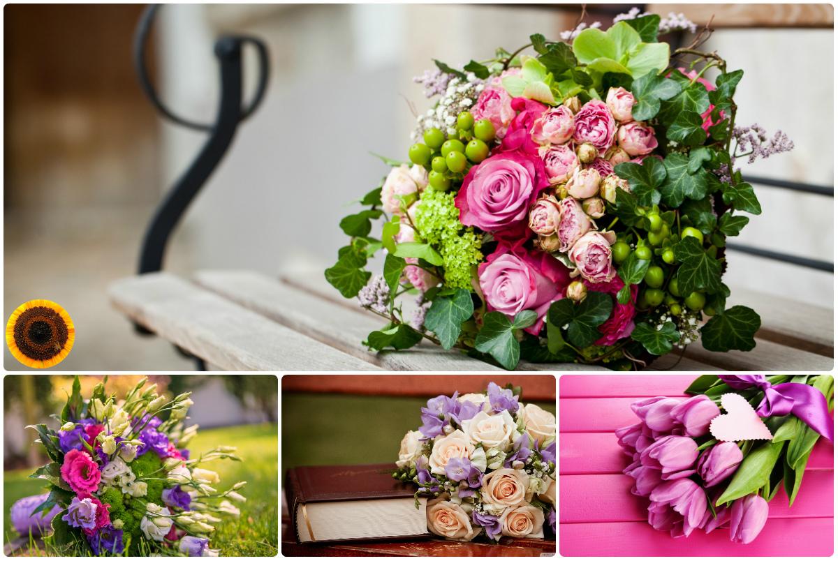 Если вам нужно доставить цветы?
