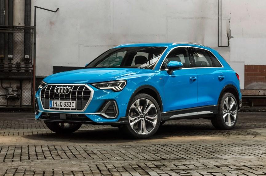 Audi Q3 – премиальный кроссовер возвращается в новом обличии