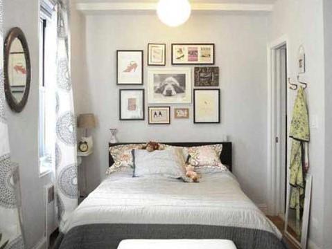 Как благоустроить спальную комнату