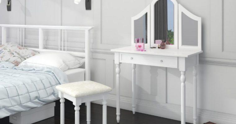 Туалетные столики и трюмо с зеркалом: особенности и параметры выбора