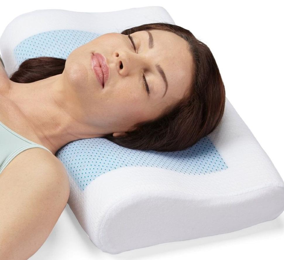 Как выбирать анатомическую подушку