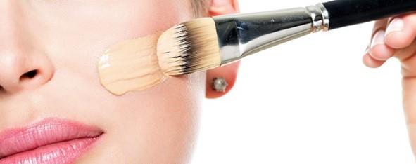 Подходящая тональная основа по оттенку кожи