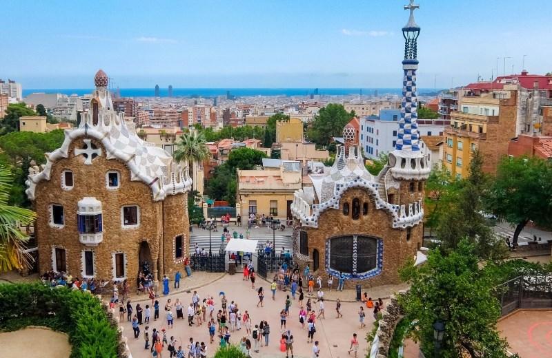 ТОП-5 главных достопримечательностей Барселоны