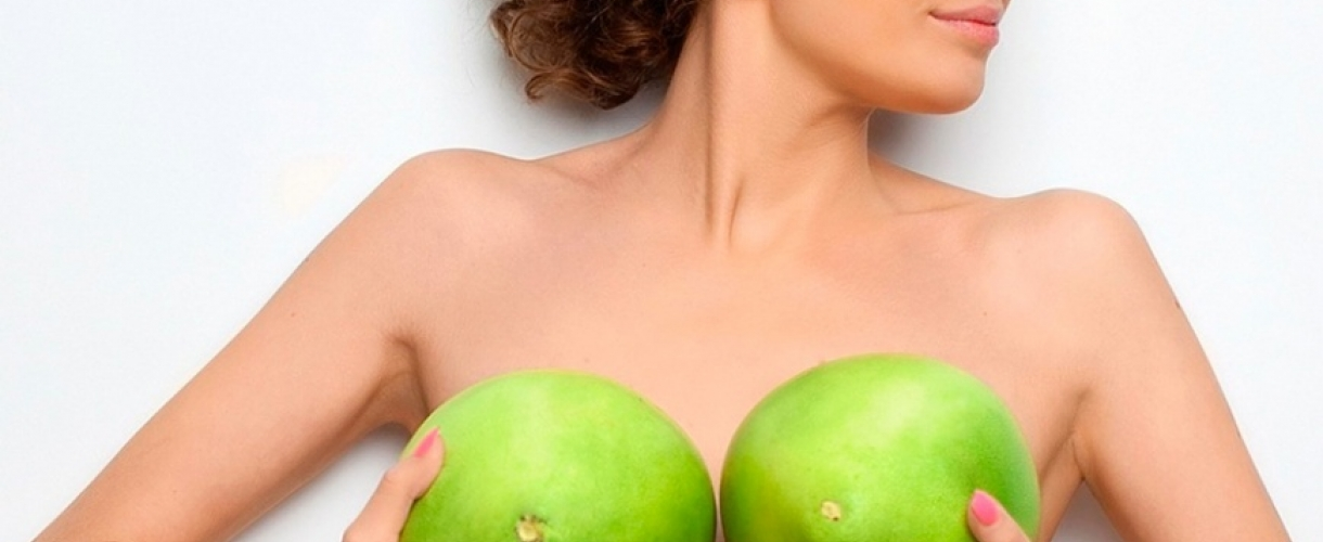 Увеличение грудных желез