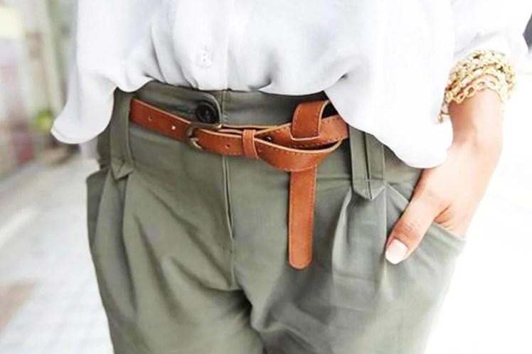 Стильные кожаные ремни для женщин: с чем носить и как выбрать?