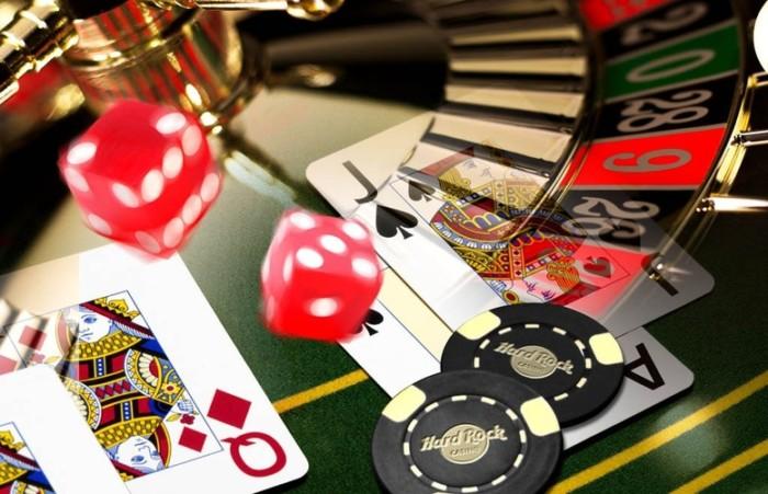 Казино- онлайн — простой способ начать играть в азартные игры
