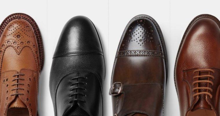 Классические мужские туфли – какие бывают и как выбрать