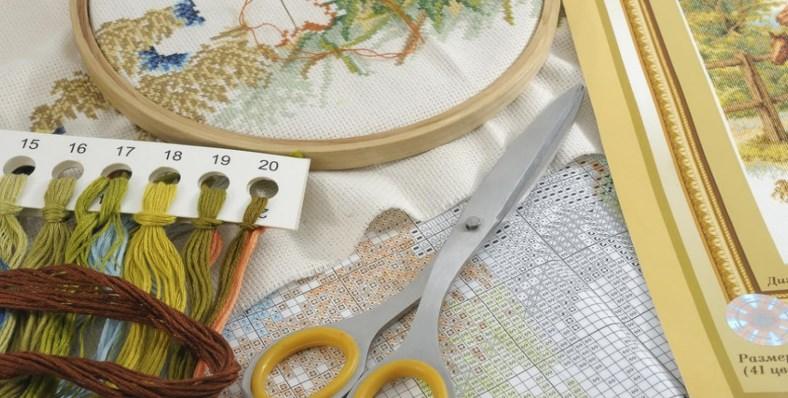 Как подготовиться к вышиванию