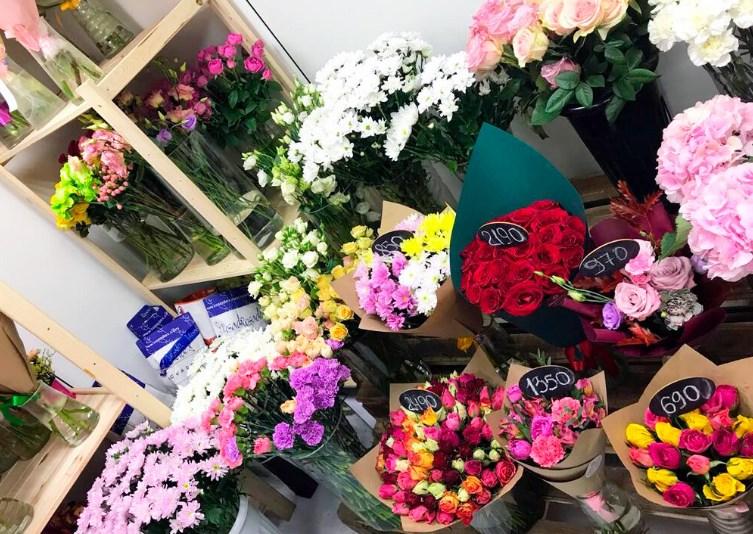 Цветы из интернет-магазина ✿ FIVEFLOWERS ✿ Преимущества