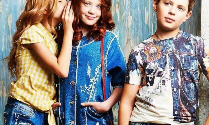 Мода для детей и подростков: тренды 2019