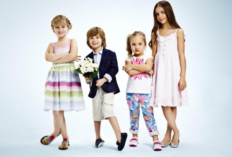 Качественная детская одежда от компании-производителя Арлекин