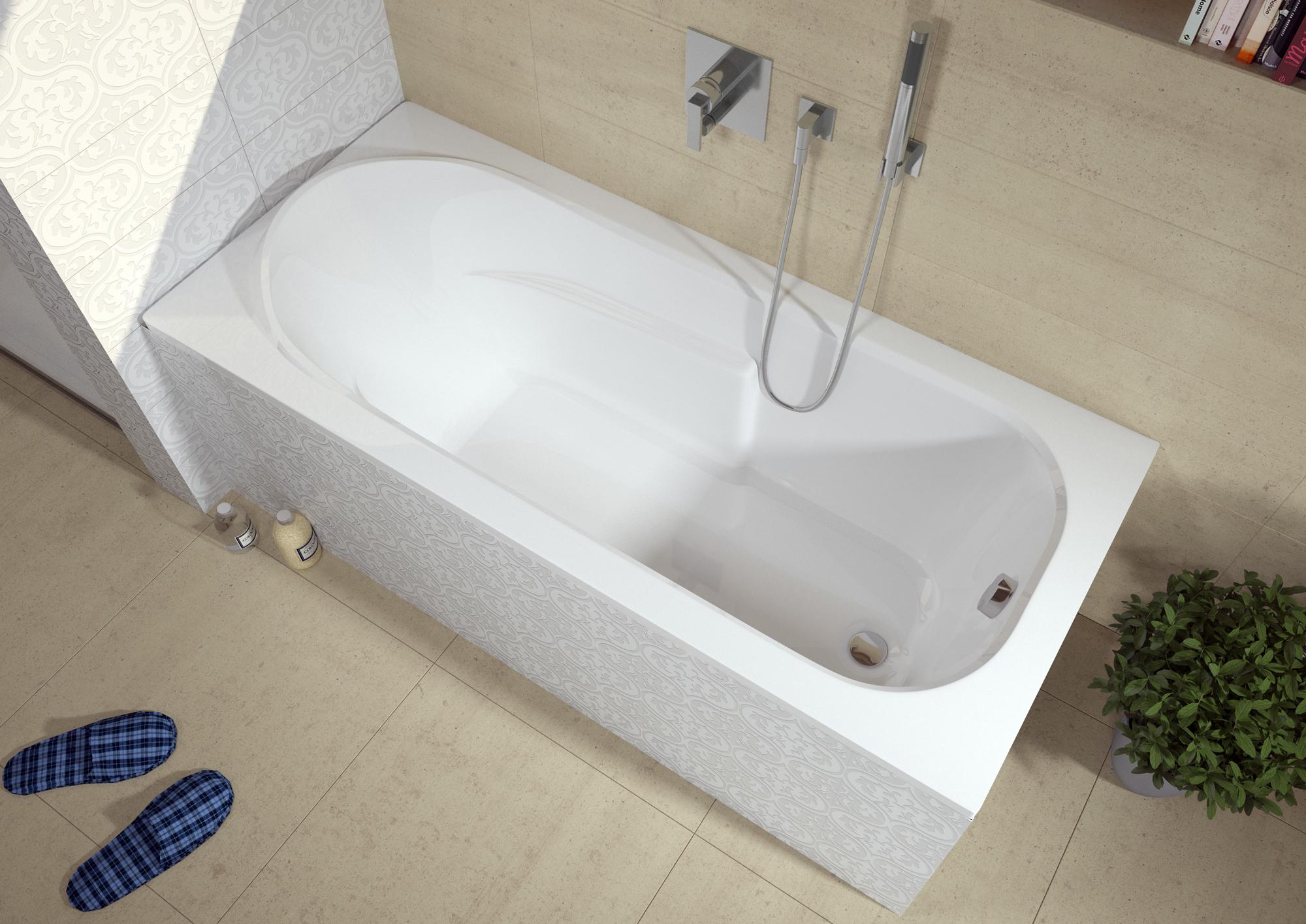 Ванны акриловые Riho: надежность и качество по доступной цене