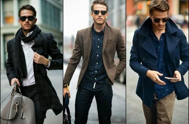 История мужской моды в XX веке