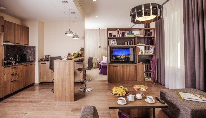 SENATOR MAIDAN – апартаменты в центре Киева