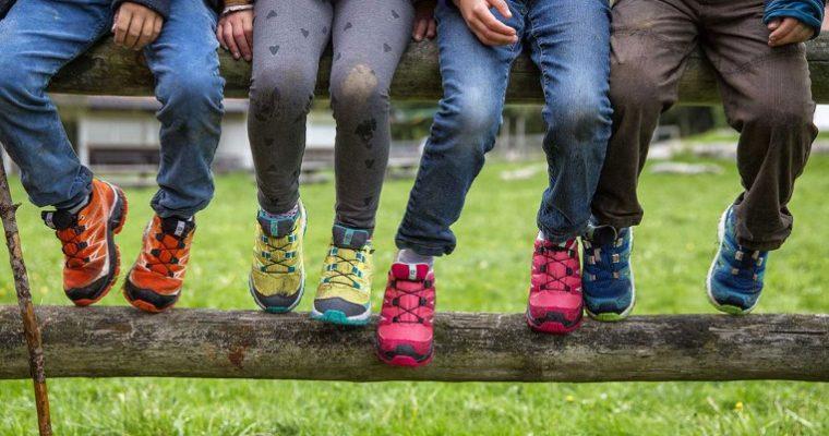 Где лучше купить детские кроссовки в Украине