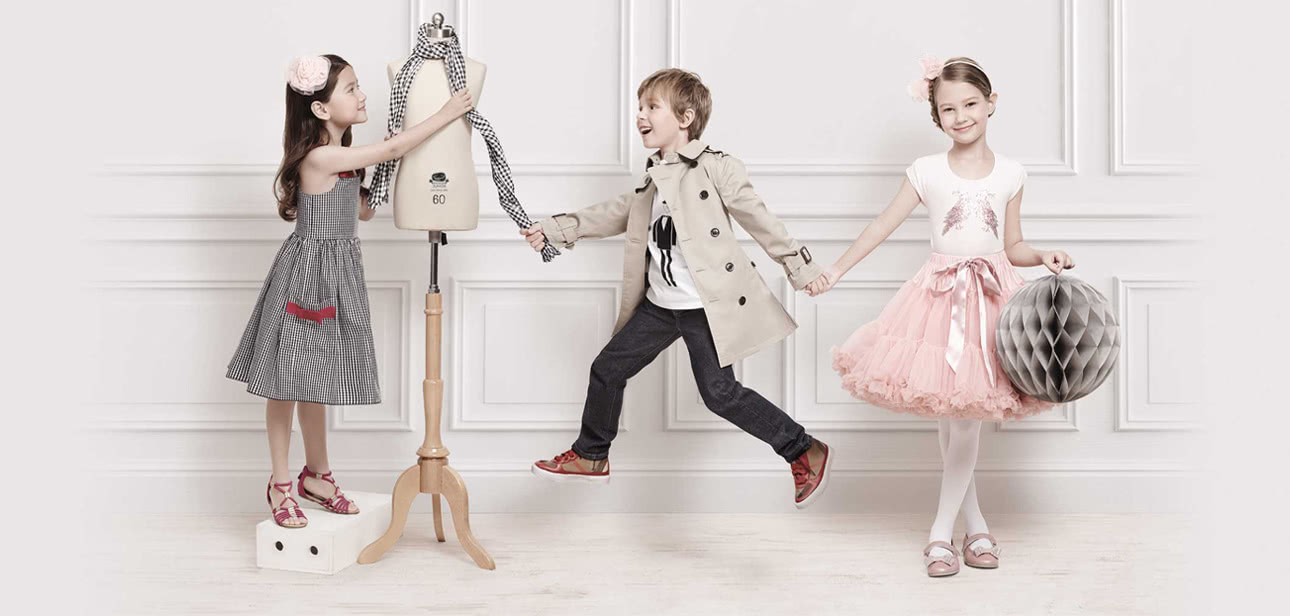 Выбираем детскую одежду для девочек