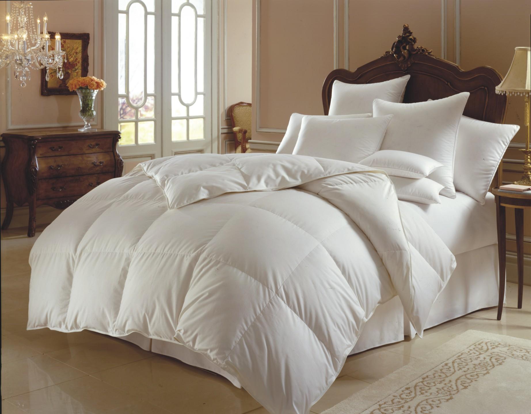 Покупая одеяло, правильно выбирайте наполнитель