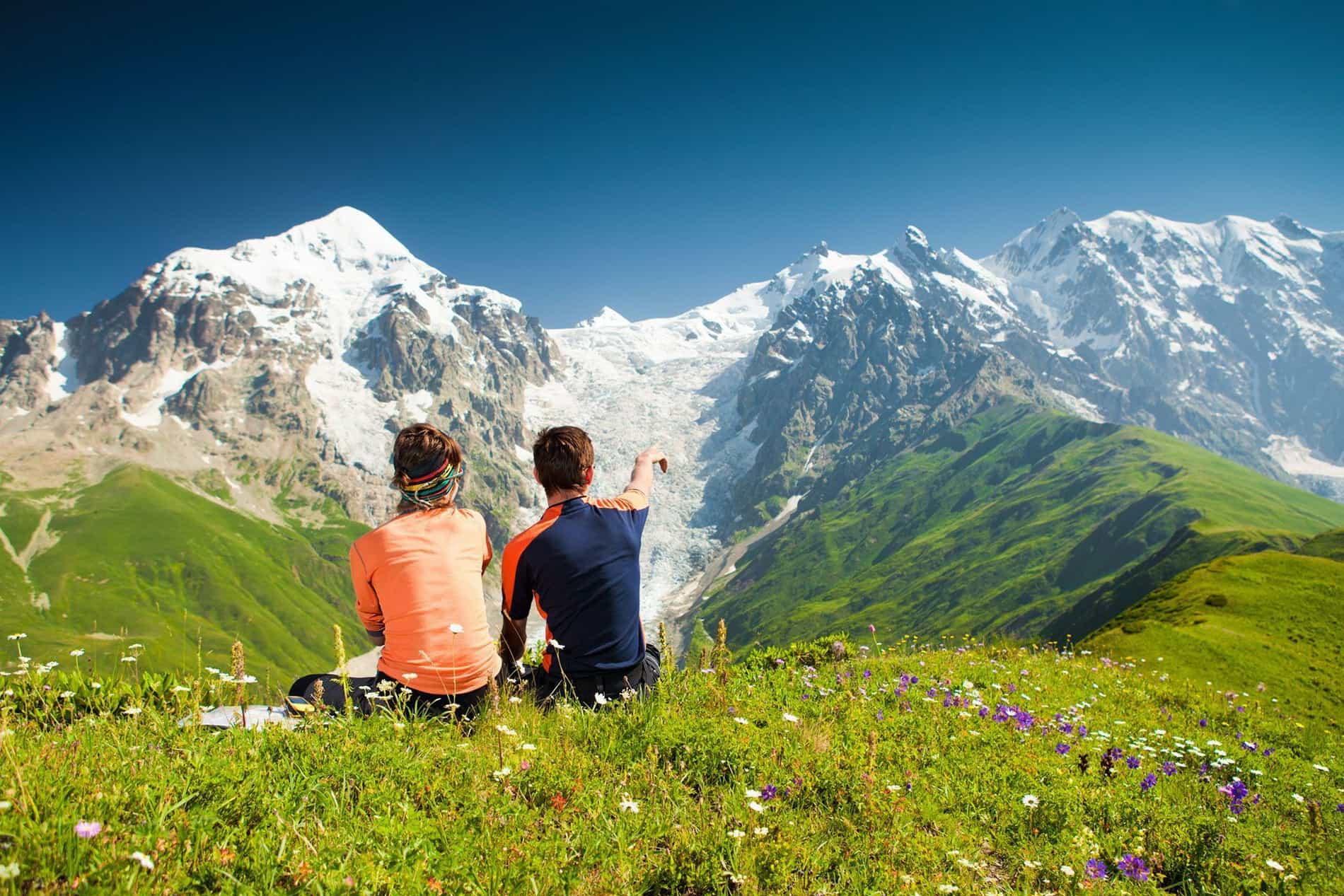Путешествия: виды туризма