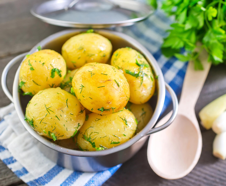 Национальное блюдо — картофель!