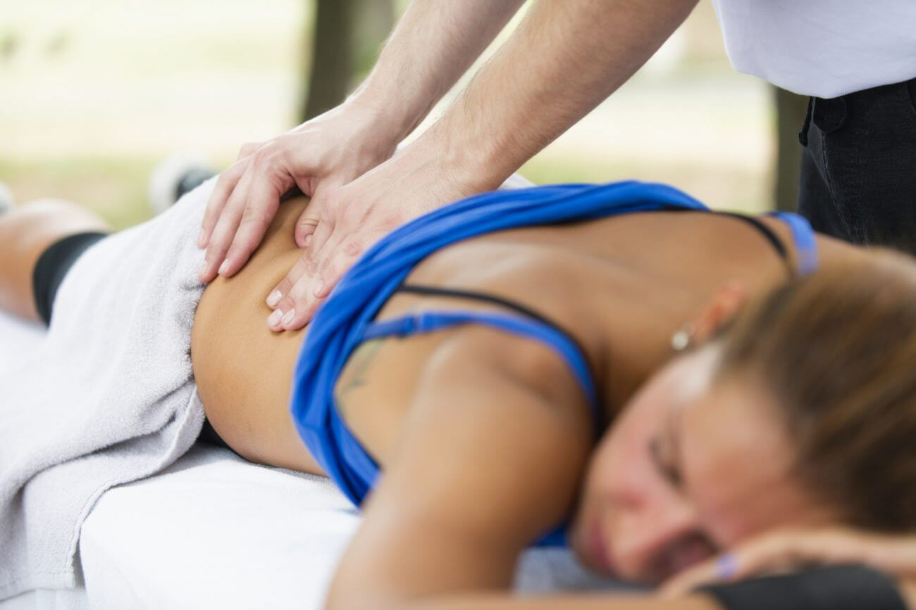 Все о спортивном массаже